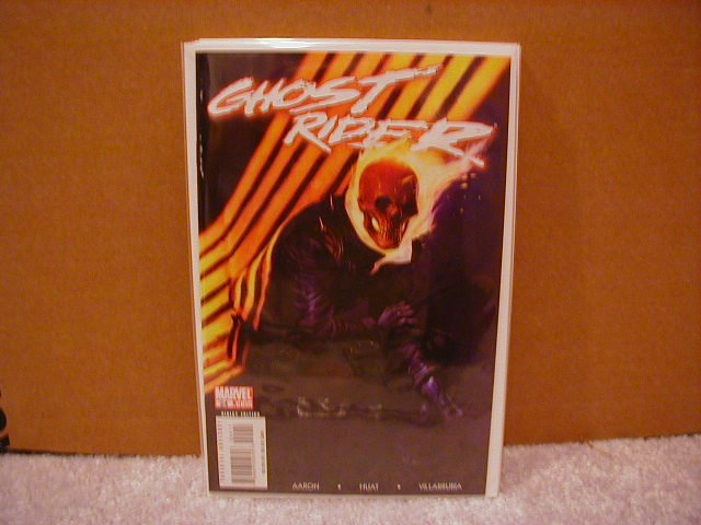 GHOST RIDER #24 NM (2008)