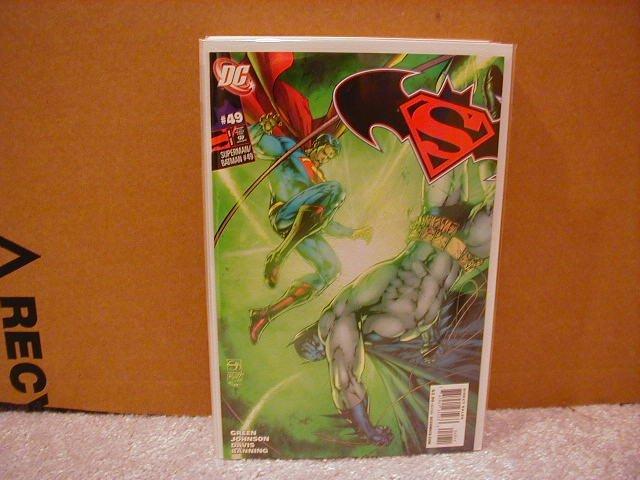 SUPERMAN/BATMAN #49 NM (2008)