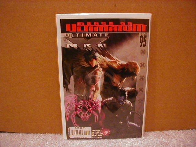 ULTIMATE X-MEN #95 NM (2008)