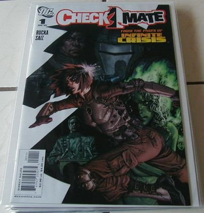 CHECKMATE #1 NM(2006)
