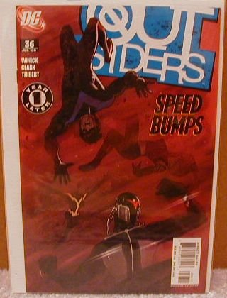 OUTSIDERS #36 NM(2003) YEAR ONE