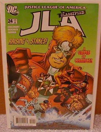JLA CLASSIFIED #24 NM(2004)