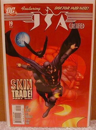 JSA CLASSIFIED #19 NM(2005)