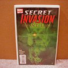 SECRET INVASION FRONT LINE #1 NM (2008)