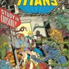 NEW TEEN TITANS #10 VF/NM(1984)