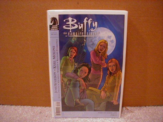 BUFFY THE VAMPIRE SLAYER SEASON EIGHT #16 (2008)VARIANT 1ST PRINT- FRAY