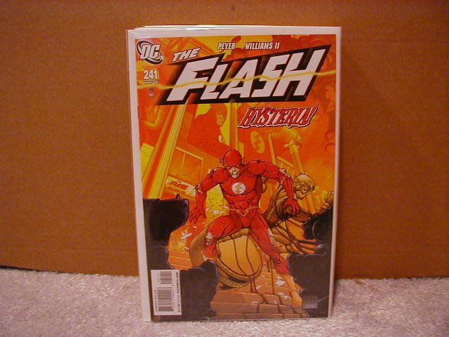 FLASH #241 NM (2008)