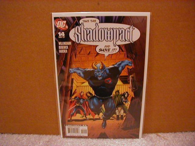 SHADOWPACT #14 NM (2006)