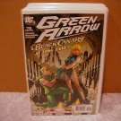 GREEN ARROW #75 NM (2007) BLACK CANARY  HEY WILL YOU MARRY ME ISSUE!!