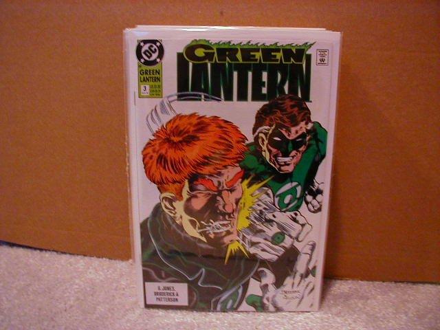 GREEN LANTERN #3 NM (1990)