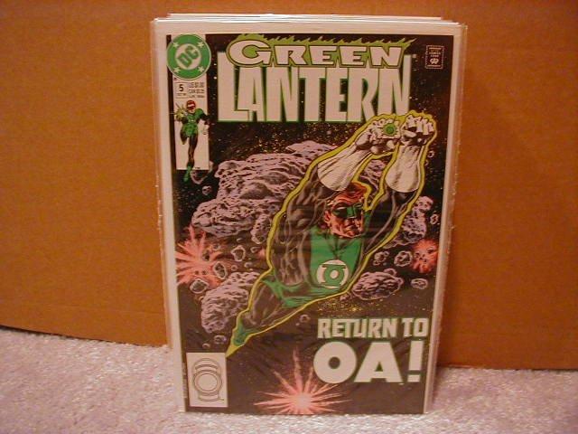 GREEN LANTERN #5 NM (1990)