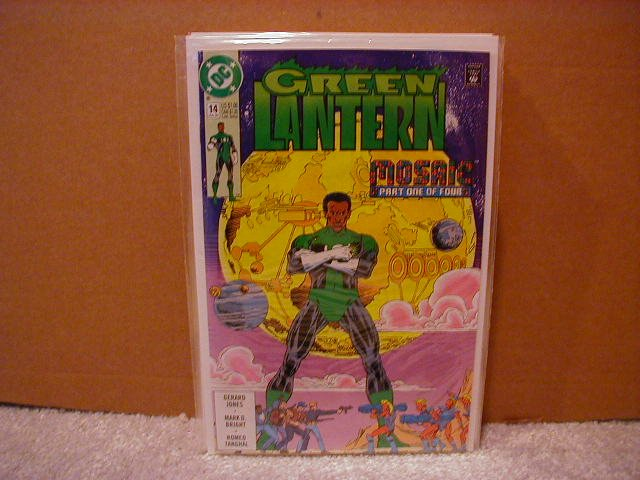 GREEN LANTERN #14 NM (1990)