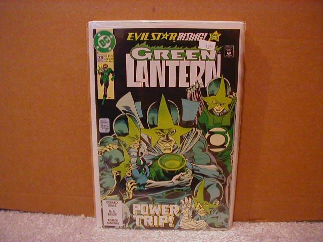 GREEN LANTERN #28 NM (1990)