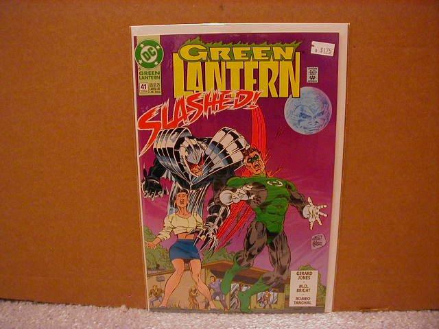GREEN LANTERN #41 NM (1990)