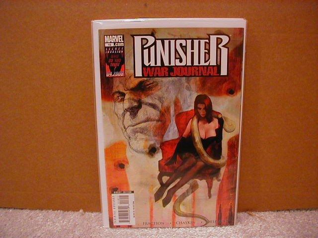 PUNISHER WAR JOURNAL #16 NM (2008)