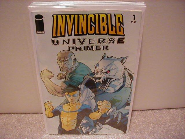 INVINCIBLE UNIVERSE PRIMER #1