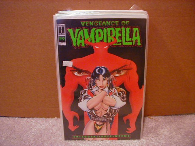 VENGEANCE OF VAMPIRELLA #2 VF/NM