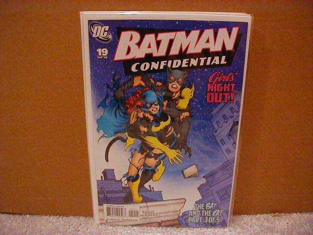 BATMAN CONFIDENTIAL #19 NM(2008)