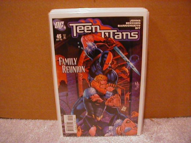 TEEN TITANS #45 NM(2007)