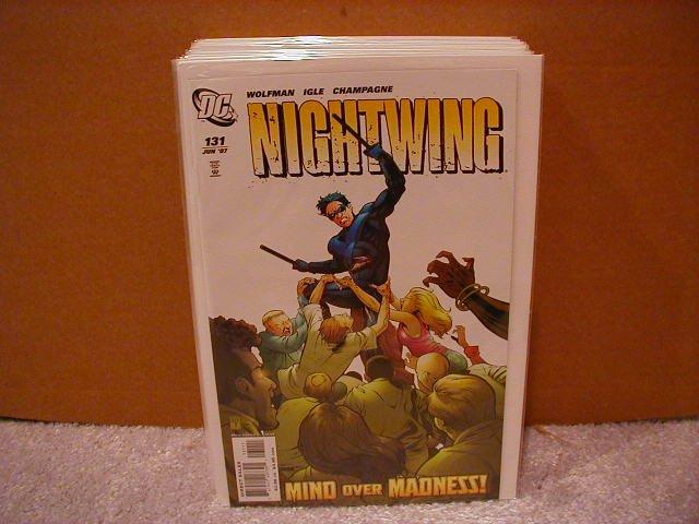 NIGHTWING #131 NM(2007)