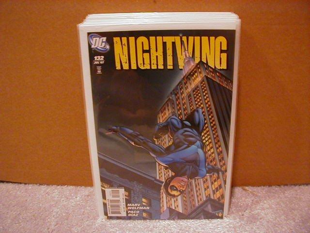 NIGHTWING #132 NM(2007)