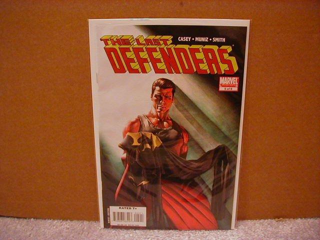 LAST DEFENDERS #5 NM (2008)