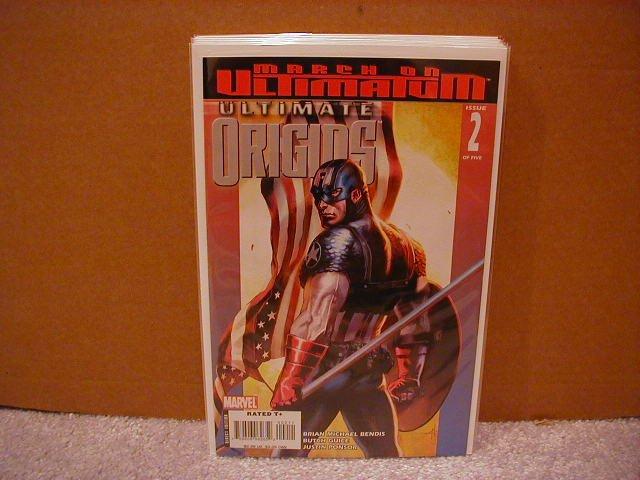 ULTIMATE ORIGIN #2 NM (2008)