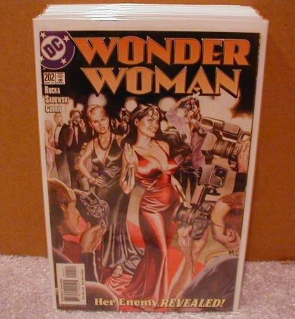 WONDER WOMAN #202 F/VF (1986)
