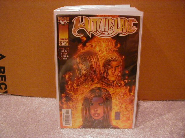 WITCHBLADE #27 NM