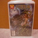 "WITCHBLADE SHADES OF GRAY #1 NM  ""B"" COVER"
