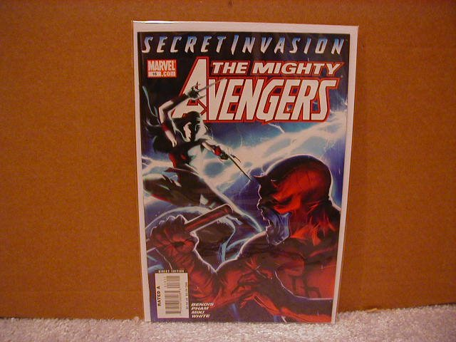 MIGHTY AVENGERS #16 NM (2008)