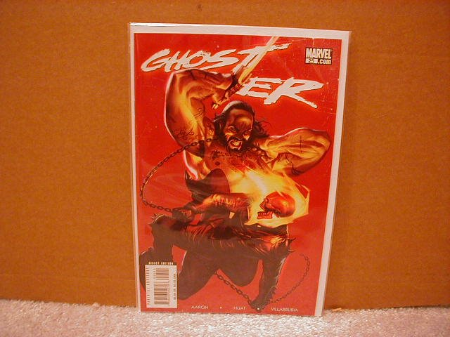 GHOST RIDER #25 NM (2008)
