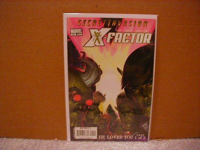 X-FACTOR #33 NM (2008)