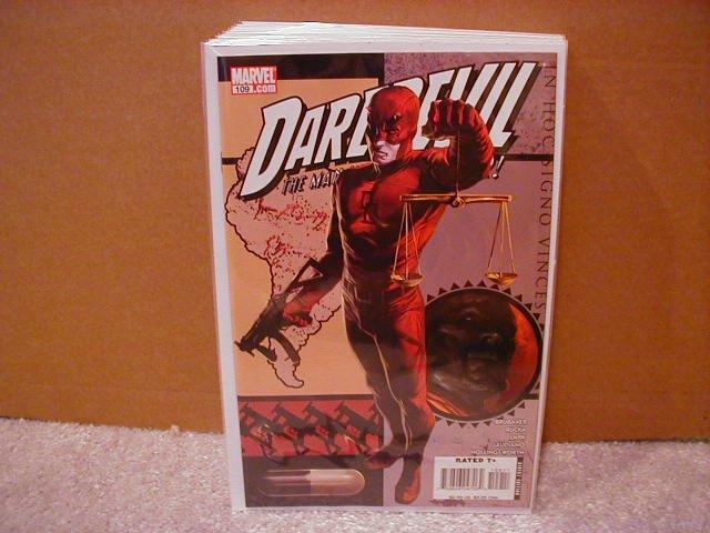 DAREDEVIL #109 NM (2008)