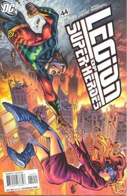 LEGION OF SUPERHEROES #44 NM (2008)