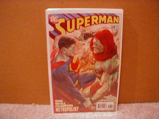 SUPERMAN #678 NM (2008)