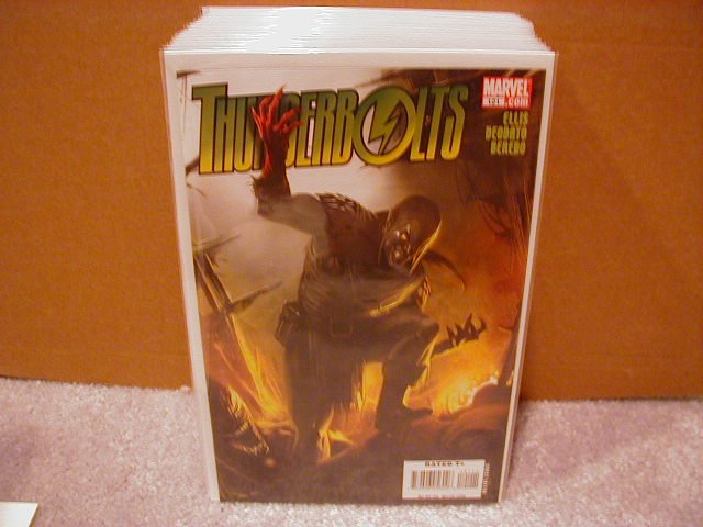 THUNDERBOLTS #121 NM (2008)