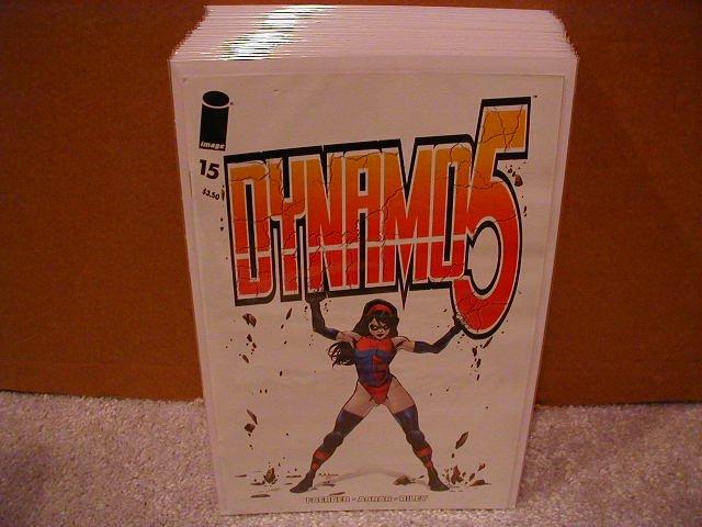 DYNAMO 5  #15 NM (2008)