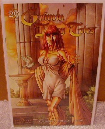 GRIMM FAIRY TALES #29 NM (2008) �B� COVER