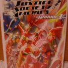 JUSTICE SOCIETY OF AMERICA ANNUAL #1 NM (2008)