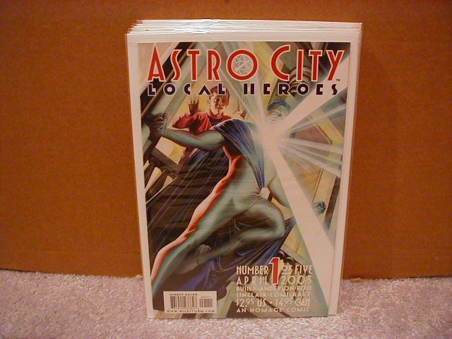 ASTRO CITY LOCAL HEROES #1 VF/NM (2003)  *WILDSTORM�