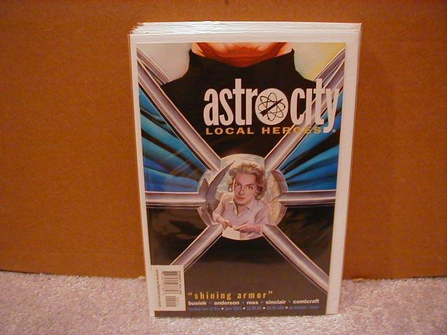 ASTRO CITY LOCAL HEROES #2 VF/NM (2003) *WILDSTORM�