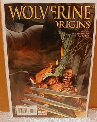 WOLVERINE ORIGINS #27 NM (2008)