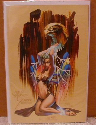 ASPEN SHOWCASE GRACE #1C WONDERCON EXCLUSIVE COVER �C�