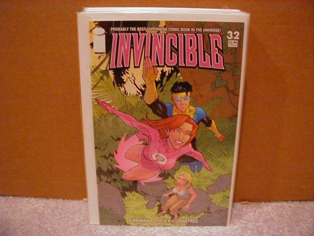 INVINCIBLE #32 NM