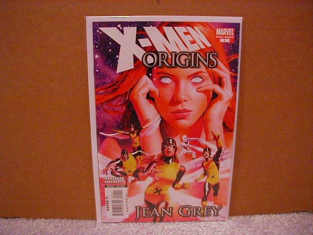 X-MEN ORIGINS JEAN GREY ONE-SHOT NM (2008)