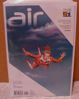 AIR #1 NM (2008)