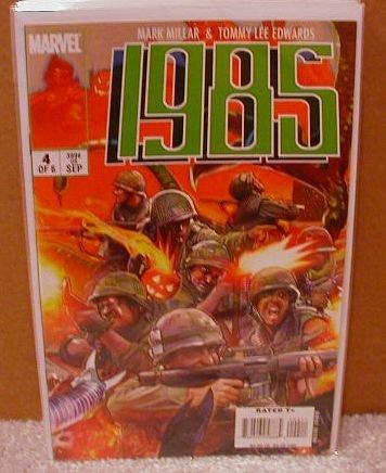MARVEL 1985 #4 NM (2008)