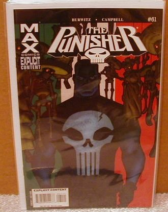 PUNISHER #61 NM (2008)