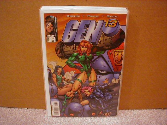 GEN 13  #26 VF/NM (1995)